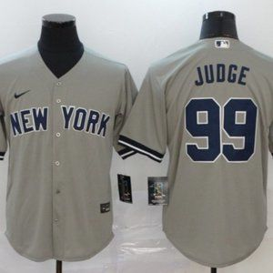 Men's New York Yankees Aaron Judge Jersey